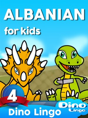 cover image of Albanian for Kids, Lesson 4